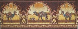 Наволочка Верблюды