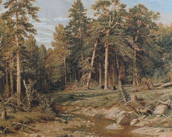 Панно Лето в лесу (100*70)