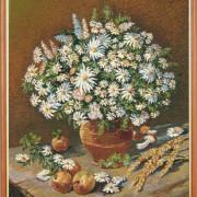 Букет полевых ромашек (46*33) Россия.