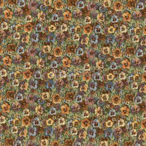 """Гобелен гостиный """"Садовые-Цветы"""" 1044 6167 01 (Гобелен под заказ)"""