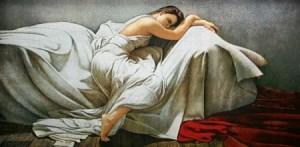Спящая красавица - Гобелен