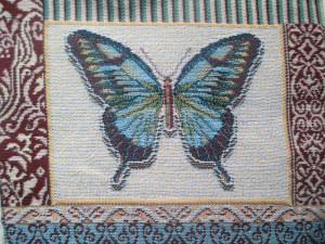 Коллекция бабочек 1 - Гобелен