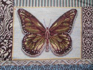 Коллекция бабочек 3 - Гобелен