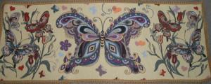 Столешница Бабочки