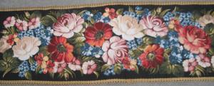 Столешница Жестовские цветы