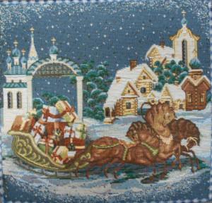 Салфетка Традиции (50*50) Россия.