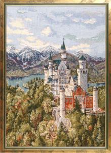 Замок (76*55) Россия.